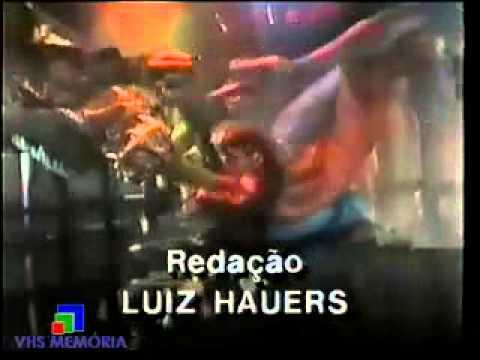 Abertura Cabaré do Barata - Rede Manchete (1989)