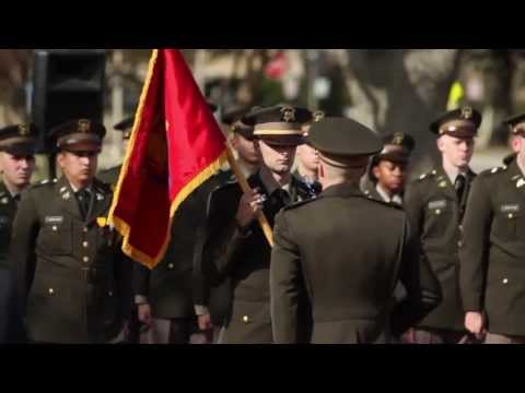 2013-14 Corps of Cadets Video