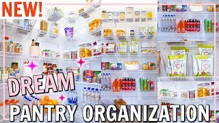 DREAM PANTRY ORGANIZATION | Alexandra Beuter