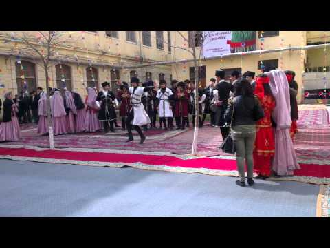 Azerbaijan State Oil Academy(ASOA)-Novruz Bayramı