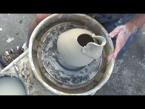 An Unconventional Way to Make a Handmade Pitcher Spout | JOSH DEWEESE