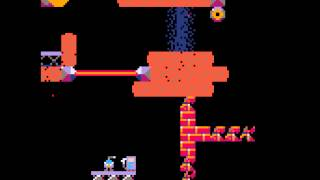Helitaxi 2000 WIP game for pico-8