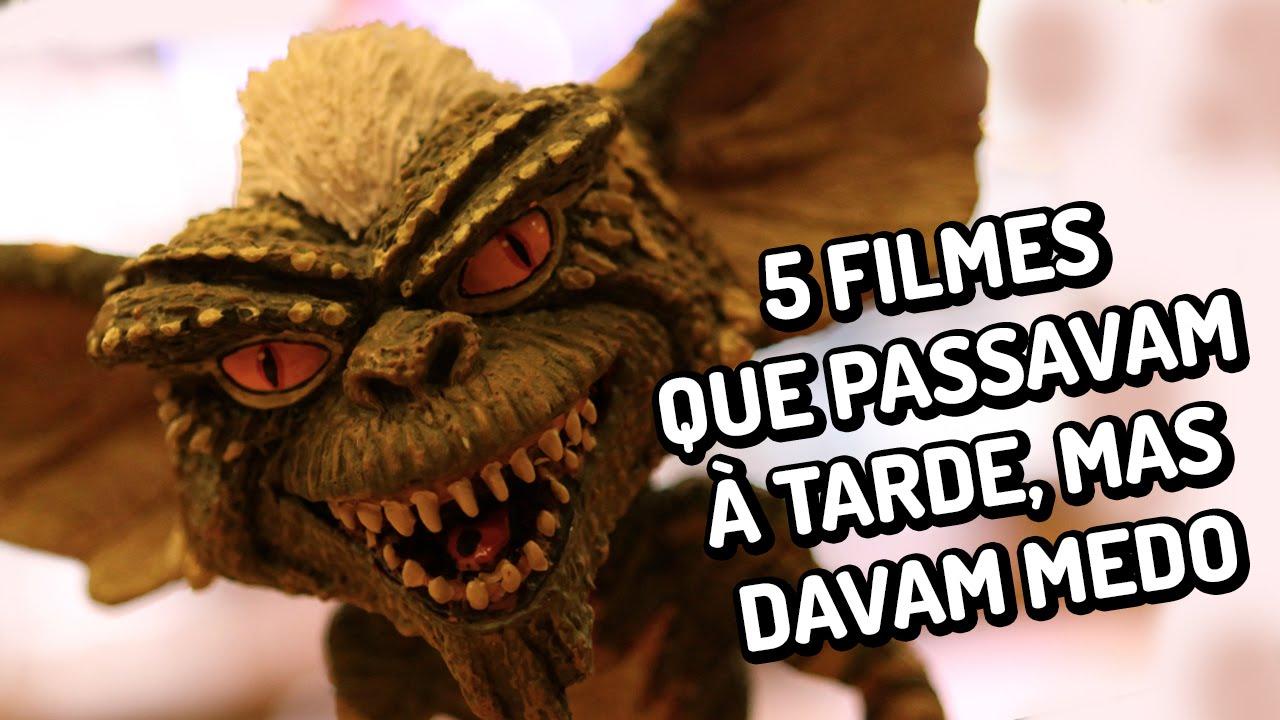 5 filmes que passavam à tarde, mas davam medo