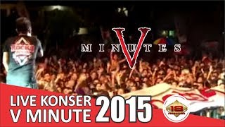 Five Minutes - Galau [Live Konser] at Sekayu 12 Maret 2015