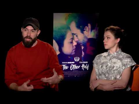 Tom Cullen  & Tatiana Maslany  On Their Relationship, The Other Half