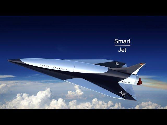 Les avions de lignes du futur | Smart Jet