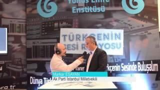 Markar Esayan - AK Parti İstanbul Milletvekili