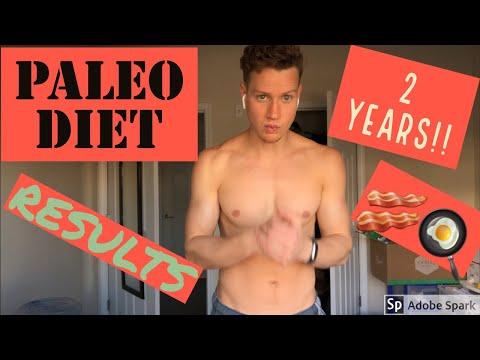 Paleo Diet Results - 2 Years Straight No Grains / Dairy! + Best Paleo Recipe Book /Cookbook