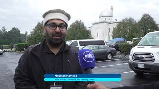 Baitur Rehman, MD preparations for Huzoor Tour USA 2018
