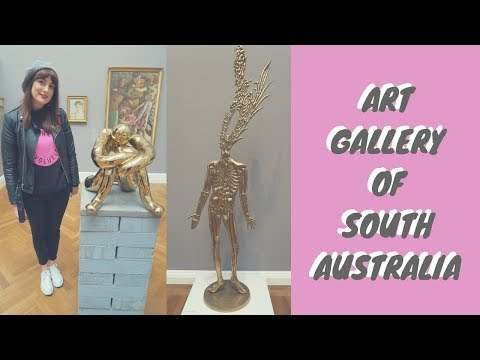 Art Gallery of South Australia | Adelaide | Summer Holiday 2018