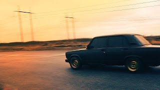BLACK JACK #11. Russian Car on Track / ЖИГУЛИ 200 сил НА ГОНОЧНОМ ТРЕКЕ
