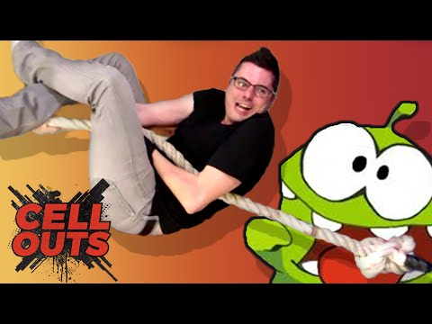 CUT THE ROPE ON A ROPE (Cell Outs)