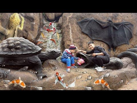 Trò Chơi Du Ngoạn Làng Đất ❤ ChiChi ToysReview TV ❤ Đồ Chơi Trẻ Em Kids Songs