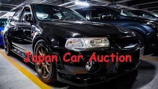 Japan Car Auction | 1999 Mitsubishi Lancer Evolution 6 GSR