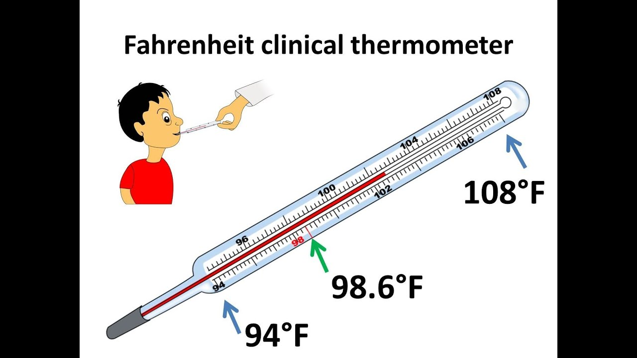 Science What Is Temperature And How To Measure It English Youtube
