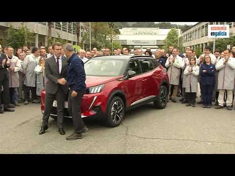 Presentación nuevo Peugeot 2008