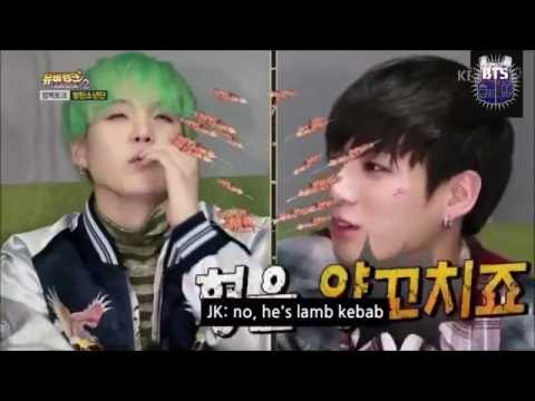 BTS ships : SUGA and the other members