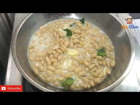 Cara menggoreng Kacang Mede Yang Benar.