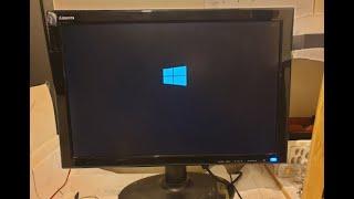 명일동 컴퓨터수리 윈도우 로고 화면에서 멈춰요 ssd …