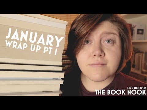 January Wrap Up Pt 1  |  The Book Nook