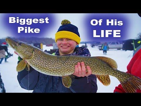 WIFA State Ice Fishing Tournament - La Crosse, WI