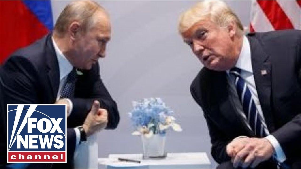 Trump administration strategy against Putin aggression ...