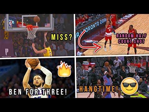 NBA 'SURPRISING' Shot Attempts