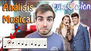 Eurovisión España: Análisis de Tu Canción de Amaia y Alfred | Jaime Altozano (ft. Pablo Abarca)