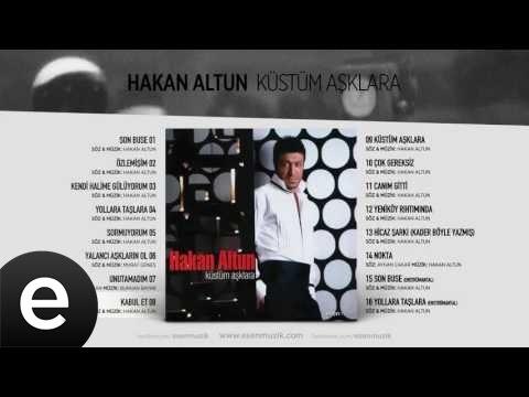 Kabul Et (Hakan Altun) Official Audio #kabulet #hakanaltun
