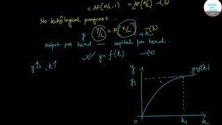 DEVELOPMENT ECONOMICS- ECONOMIC GROWTH; NEO CLASSICAL THEORY OF GROWTH FULL AND DETAILED EXPLANATION