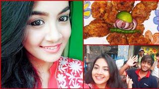 Eid Celebration at Zakaria Street    Murg Changezi Resturant vs Homemade    Kolkata Vlog