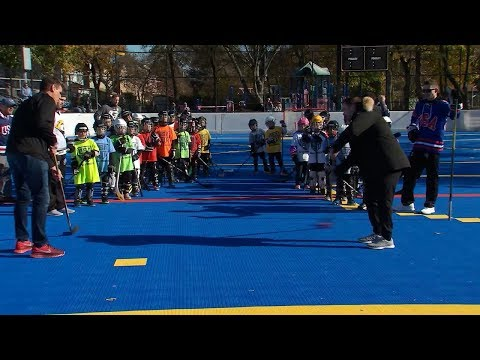 NHL Network Ice Time: Grow The Game Ball Hockey Event