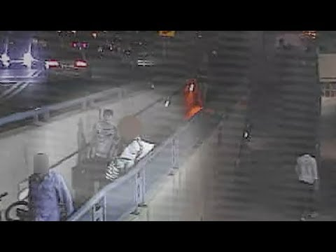 Surveillance Video of Top Ten Fugitive Alejandro Castillo