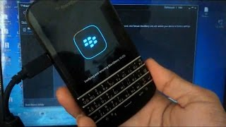How to Flashing BB Q10 (All Blackberry OS 10) Autoloader Work 100%