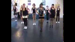VOGUE - Madonna Dance Fitness Workout