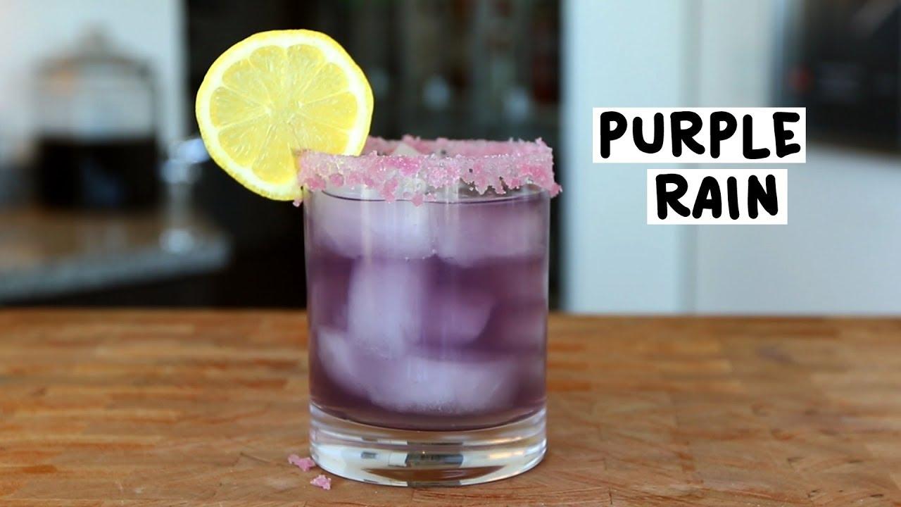 purple rain drink