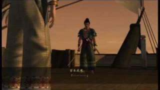 宮本武蔵シナリオの坂本龍馬との対決です。 その前に黒船にいる雑魚を殺...