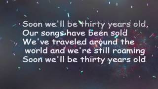 7 Years Old - By: Lukas Graham (LYRICS)