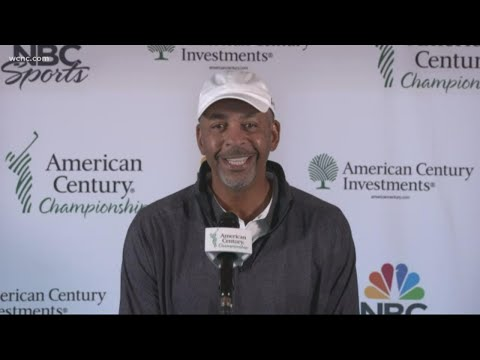 Dell Curry On The American Century Championship Golf Tournament