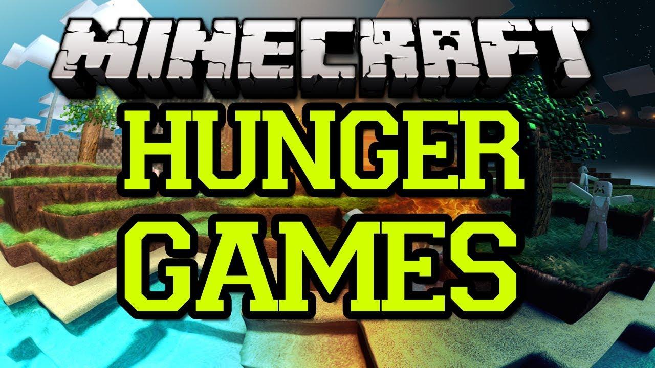 Minecraft hunger games b l m 124 yen ntro for Mine craft hunger games