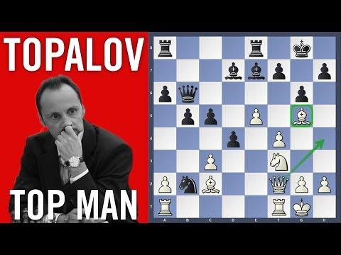 Topalov Top Man - Topalov vs Mamedyarov | Shamkir Chess 2018 | Round 4