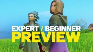 Dragon Quest 11: Expert/Beginner Double Preview