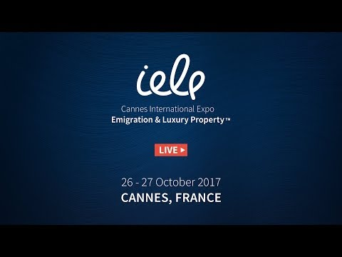 Live! Cannes International Emigration & Luxury Property Expo! | Part 2