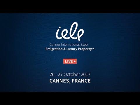 Live! Cannes International Emigration & Luxury Property Expo! | Part 2