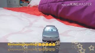 Mattel Disney cars 3 (sterling) 🙂😊😊🌟
