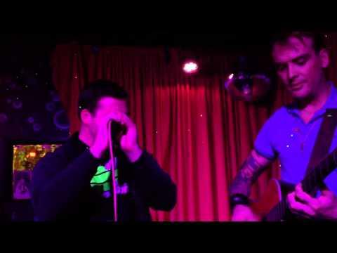 Matt skiba @ bar pink-armageddon