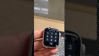 Замена стекла Apple Watch 5/40mm в Тюмени