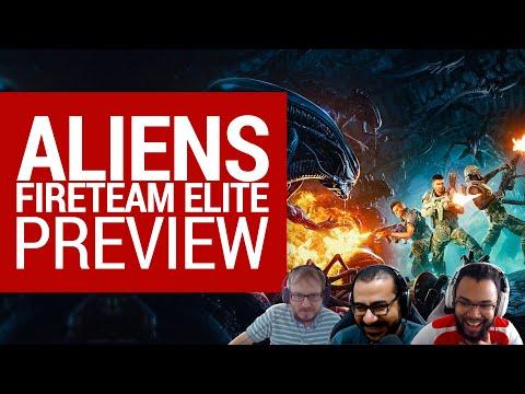 Новый геймплей Aliens: Fireteam Elite – кооперативного шутера во вселенной «Чужих»