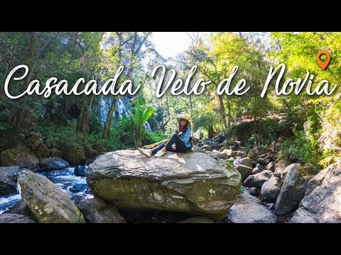 Cascada Velo de novia - Valle de Bravo - Edo Mex