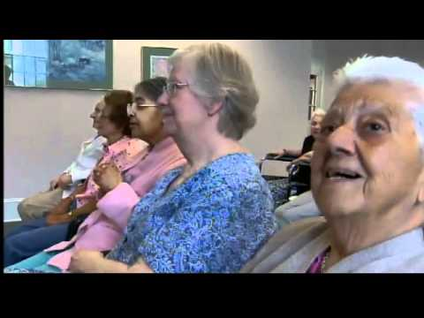 Adult day care centers: more than a place to socialize